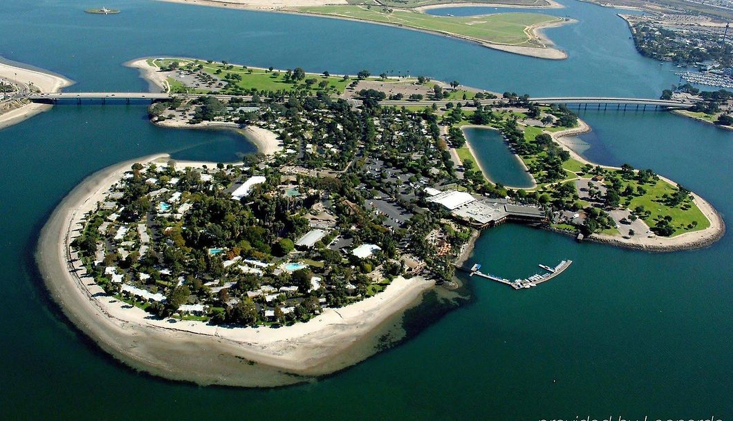 Paradise Point Resort And Spa San Diego Mission Bay Rates From 223