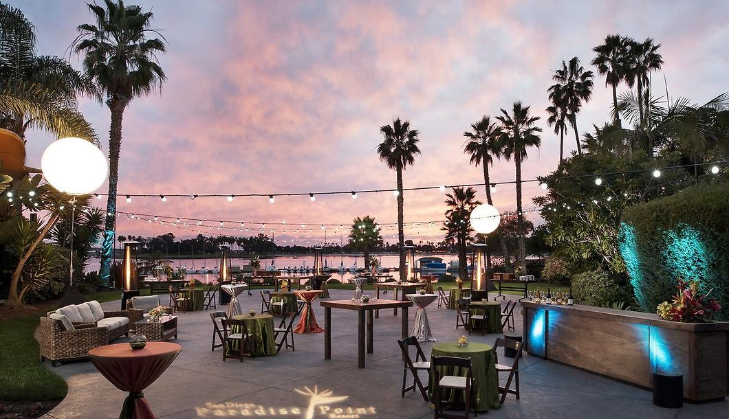 Image result for Paradise Point Resort & Spa san diego